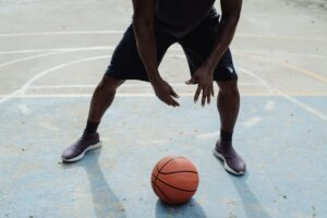 basketball dribbling skills for beginners