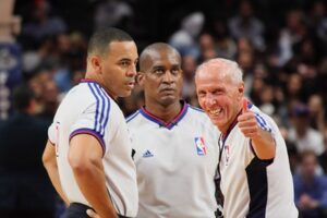 How to Become an NBA Referee