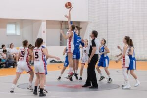 How many Div 1 Basketball Teams are there