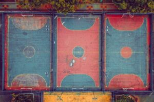 How to Build a Concrete Basketball Court